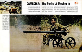 LIFE Magazine May 8, 1970 (1) - CAMBODIA: The Perils of Moving in
