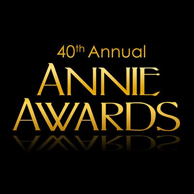 40th annie awards