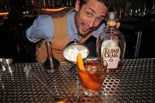 Eric Alperin and the Old Fashioned cocktail recipe by Caroline on Crack