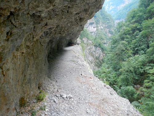 Mrtvica Canyon WWII Fortification 1