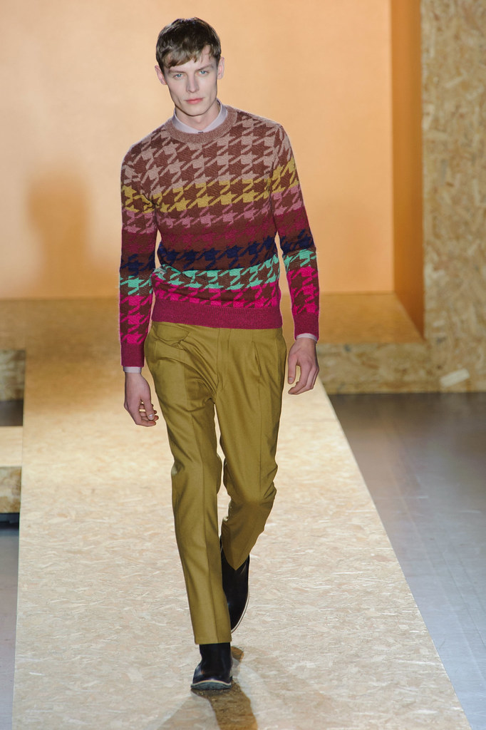 FW13 Paris Paul Smith008_Janis Ancens(fashionising.com)