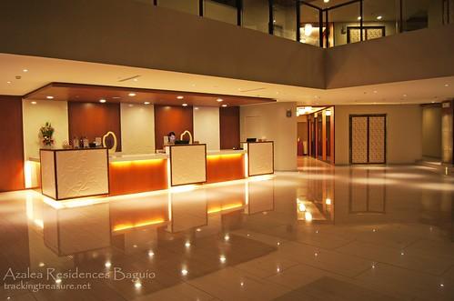 Azalea - lobby