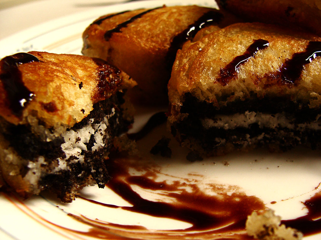 Homemade Wicked Oreos