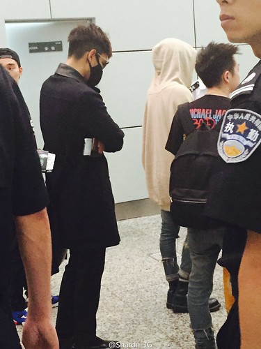Big Bang - Guangzhou Airport - 01jun2015 - Sharon-TG - 07