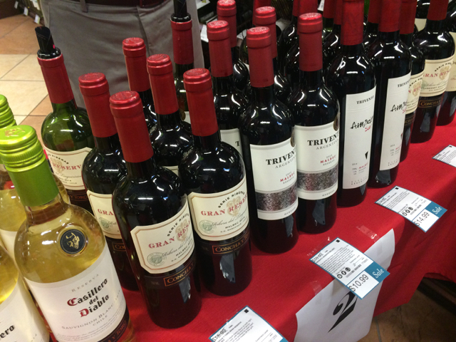 ABC Fine Wine and Spirits Tasting 5