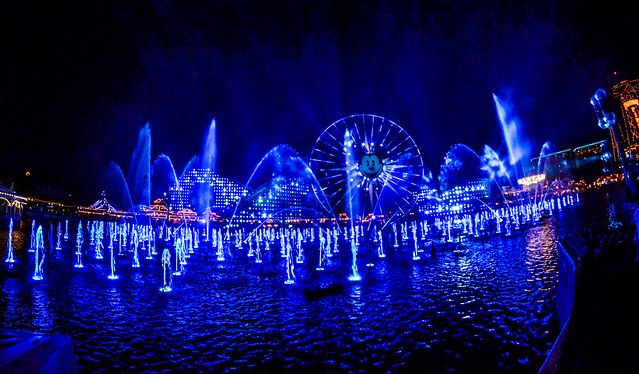 WOC Blue Fountains