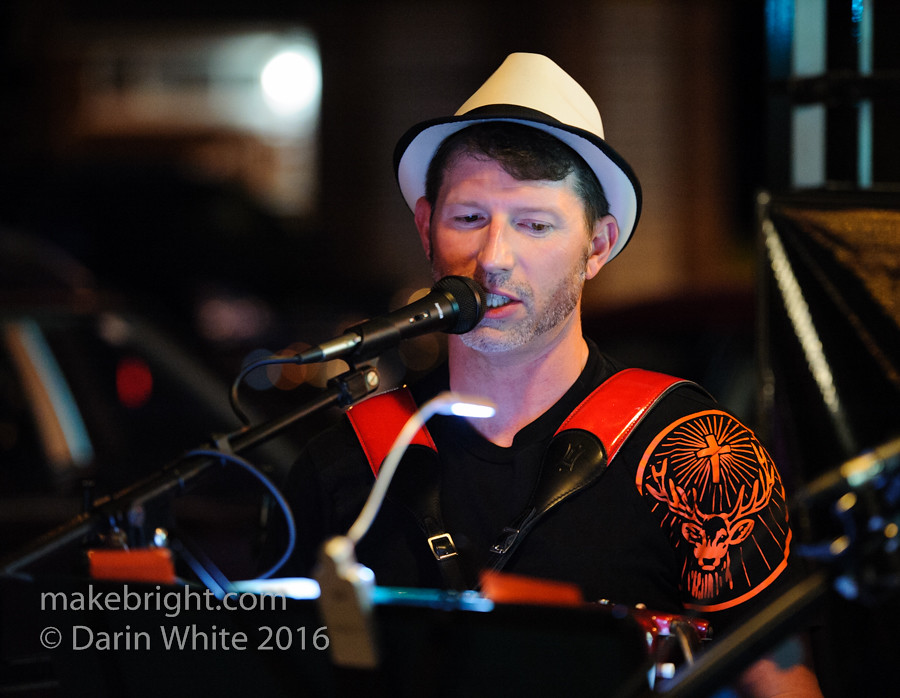 Heinz 57 and The Wailing Whippets at Strykerz 204