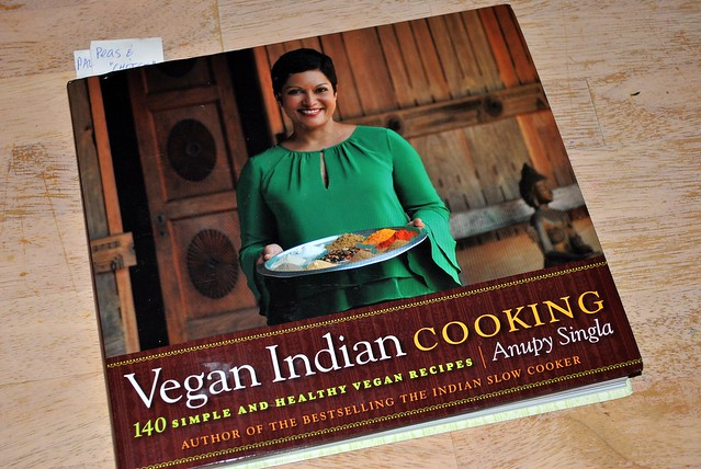 Vegan Indian Cooking by Anupy Singla