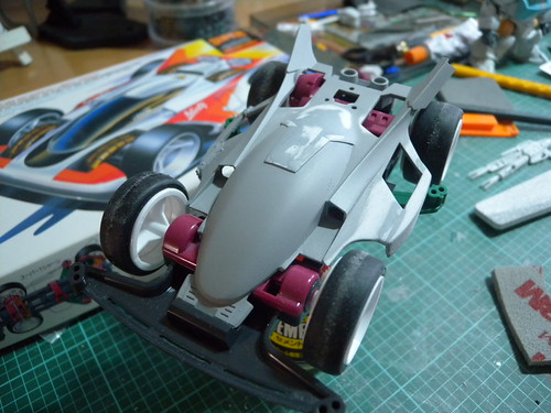 MINI 4WD LIBERTY EMPEROR(WIP3)