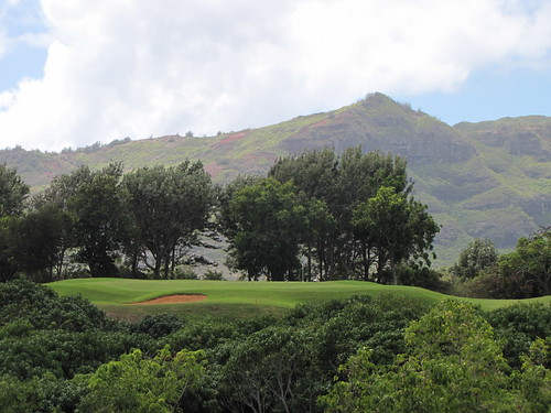 Kauai Lagoon Golf Club 1229