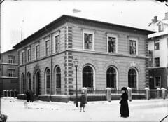 Landsbankinn við Austurstræti, fyrir 1915