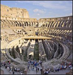 Anfiteatro Flavio (Flavian Amphitheater)