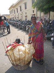 papad vendor