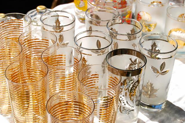 Vintage Glasswear