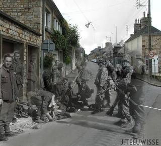 Ghosts of war - France; Surrender