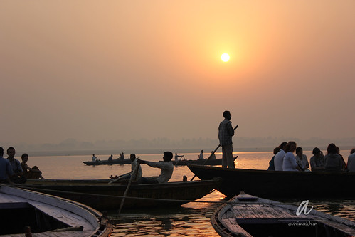 Banaras Sunrise