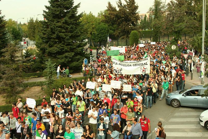 Coordinadora sindical estudiantil 13 d todxs a la calle - Comedores universitarios ugr ...