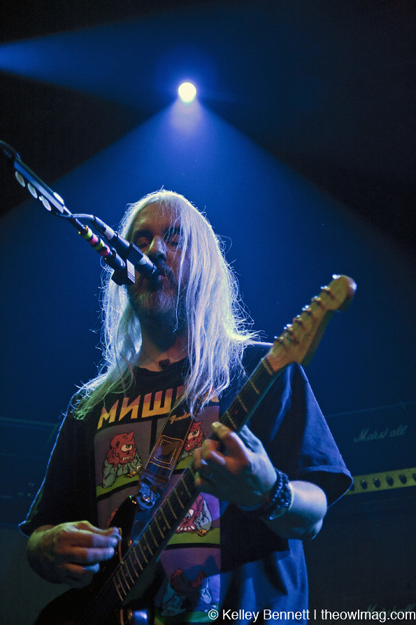 Dinosaur Jr. @ The Fillmore, SF 10/10/12