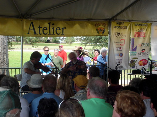 Music at Acadian Festival