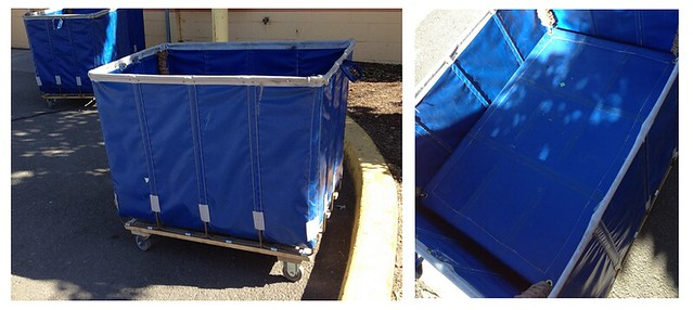 C.R. Daniels, Inc. fabric bins