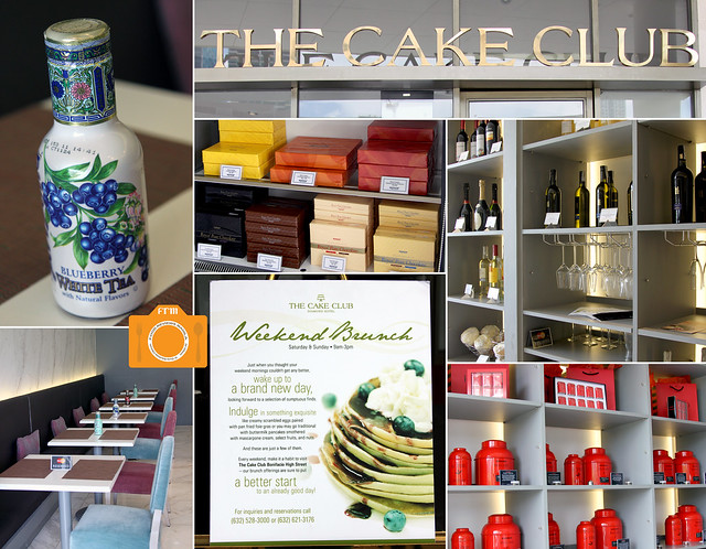 The Cake Club interiors