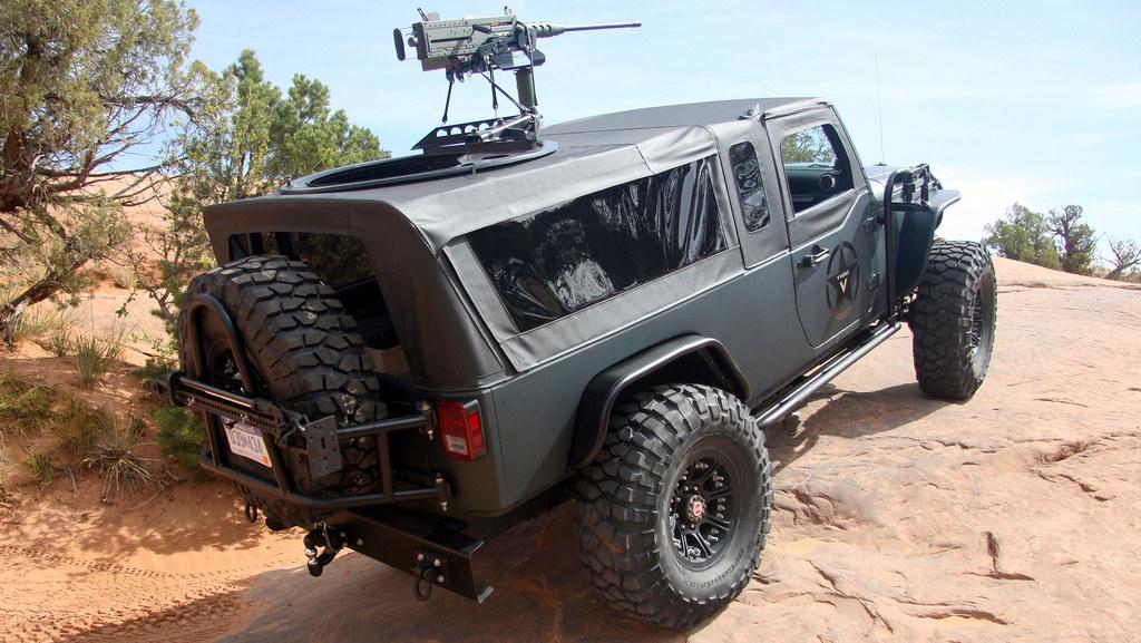 Vwerks Jeep Jk8 Recon Build