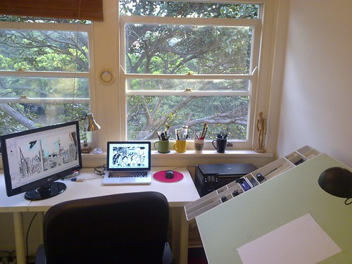 david jack's studio by david.jack