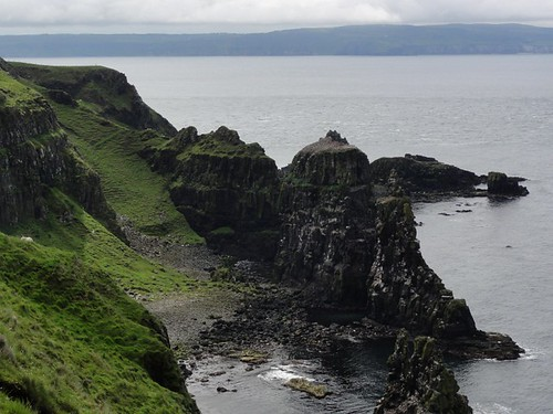 Western Cliffs on Rathlin Island
