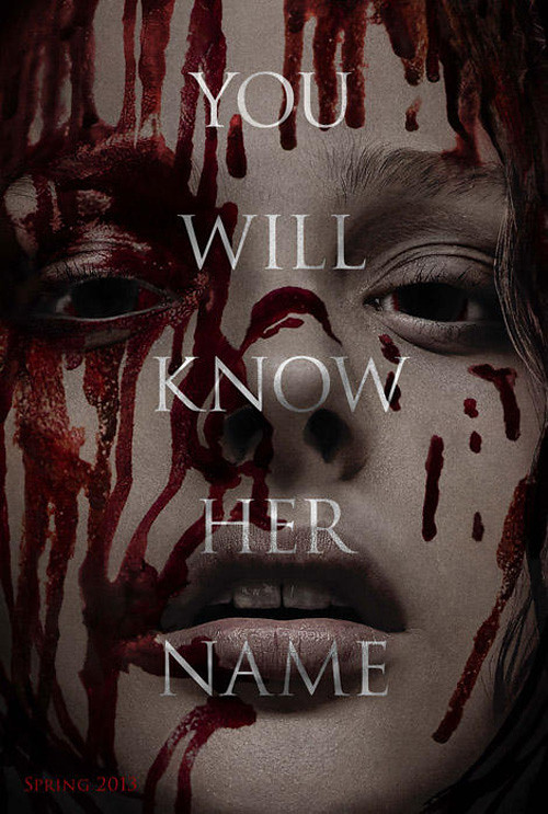 Remake de Carrie - Teaser trailer