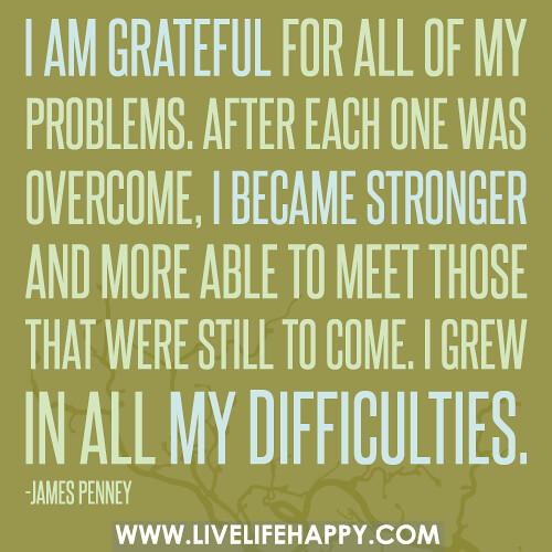 I Am Grateful Quotes I Am Grateful - Live L...
