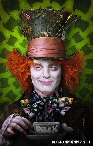 THE MAX HATTER by Colonel Flick