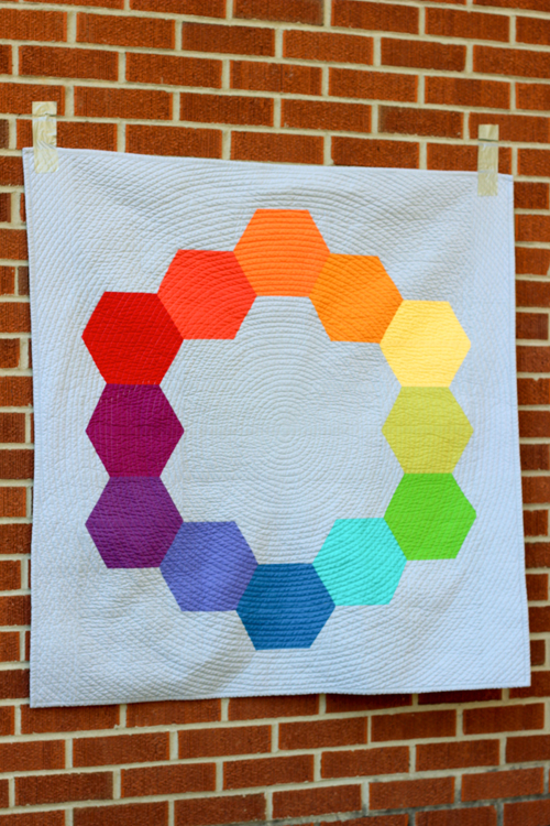 Color Hex Quilt
