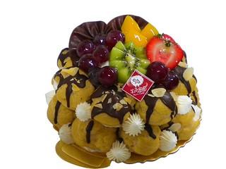 生日蛋糕 泡芙塔