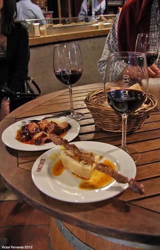 Restaurante Vino Tinto Valladolid