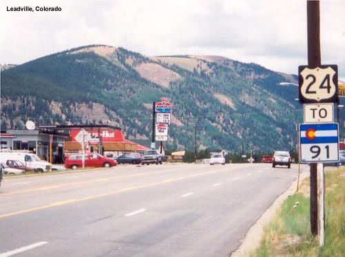 Leadville CO