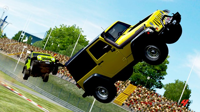 Jeep Wrangler: the most fun car on forza 8105996766_6f5004a482_z
