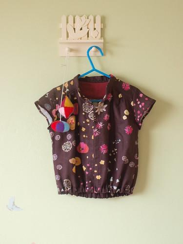 ayashe blouse
