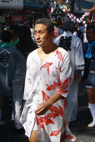 Yokosuka Mikoshi Parade_2012_10_20_1035