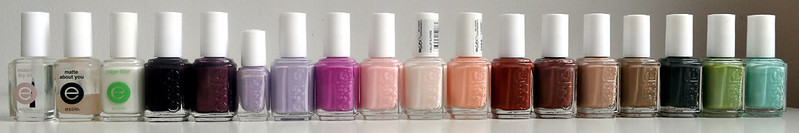 essie nail polish tag 6