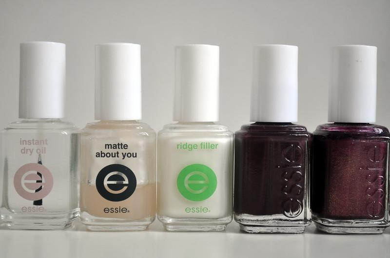 essie nail polish tag 5