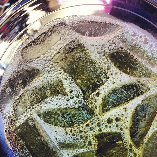 WPIR - panera's iced green tea