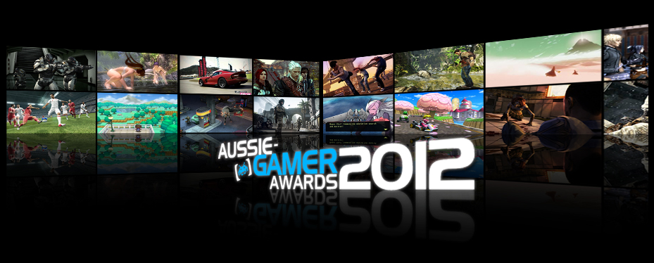 Aussie-Gamer Awards 2012
