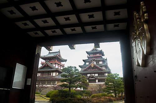 Castillo de Fushimi Momoyama