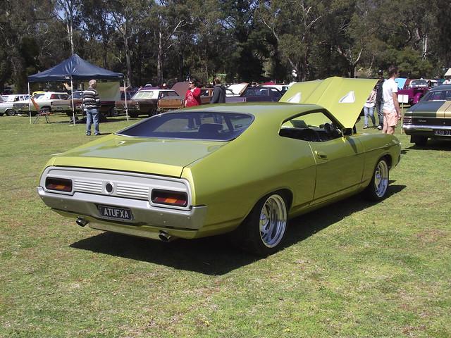 1972 Ford XA Falcon Hardtop Custom | Flickr - Photo Sharing!  1972 Ford XA Fa...