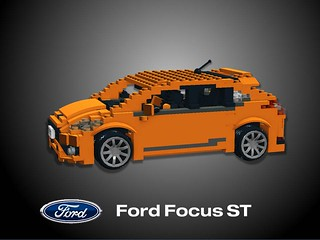 Ford Focus ST - 2013