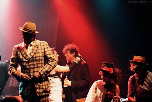 Amanda Palmer & The Grand Theft Orchestra @ KOKO, Camden 23/10/12