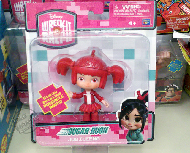 Wreck It Ralph Toys : Wreck it ralph toys flickr photo sharing