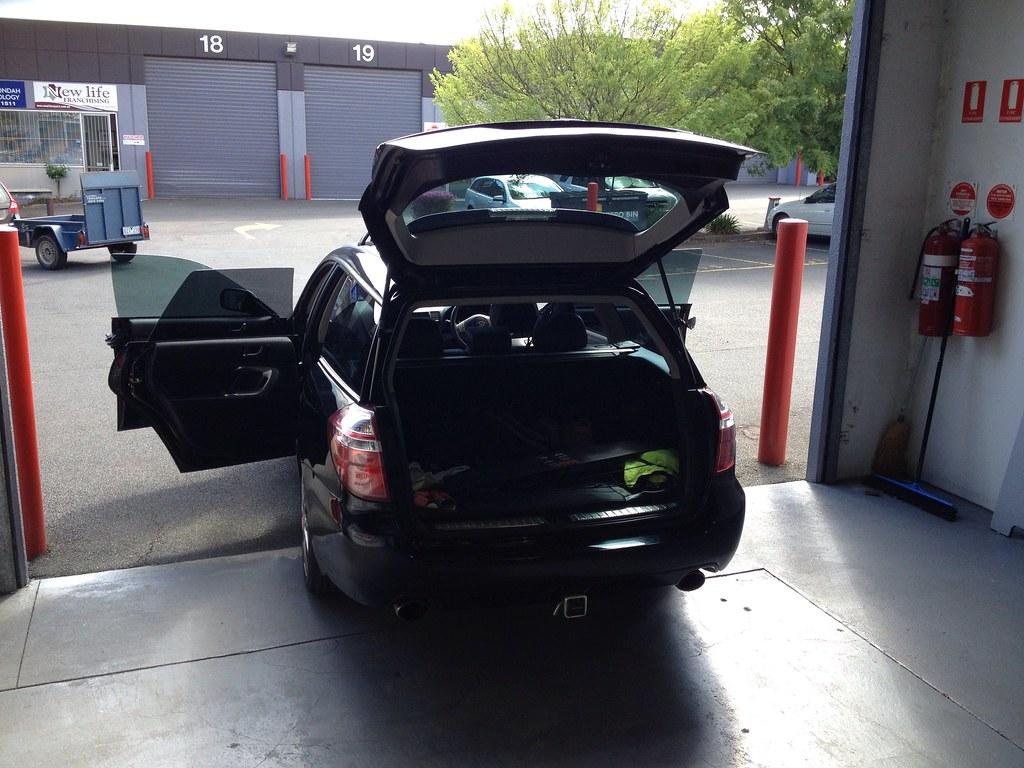 Wagon sunroof fixed! • club liberty asn au