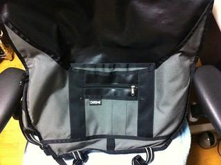 Chrome Citizen Buckle Bag 4/4