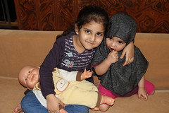 Marziya And Nerjis by firoze shakir photographerno1